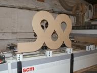 cnc mdf shapes