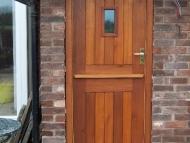 cedar stable door