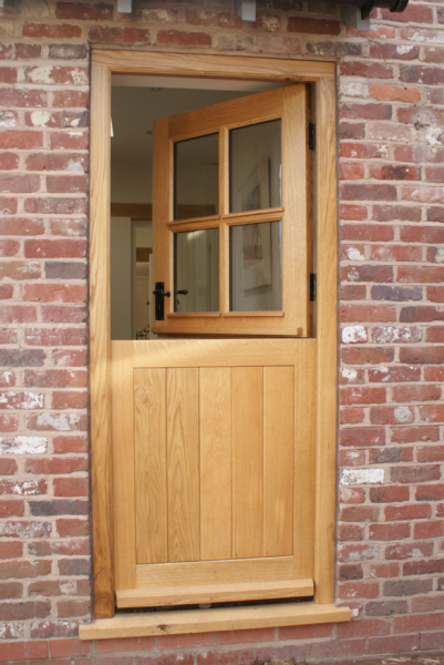 Oak Doors With Windows : Doors woodway stoke ltd