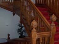 stair refurbishment