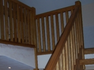 idigbo open riser stairs