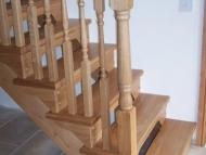 oak stairs